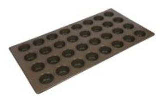 Regular Muffin Tray, 32 Cup (406 x 760 x 35MM)