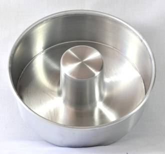 Ring Cake Tin Aluminium 200x70mm
