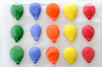 Icing Balloons 20mm pkt 15