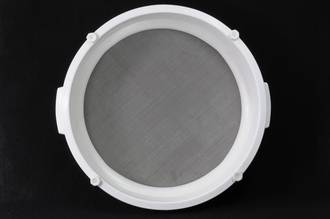 Flour Sieve Fine (No.24 mesh), Inner Ø420mm, height 115mm, filling height 100mm