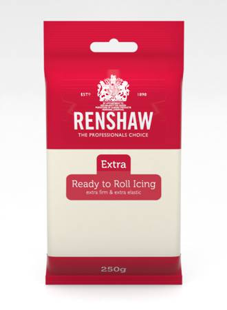 Renshaw Extra- Ivory Icing 250g