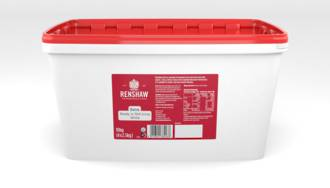 Renshaw Extra- White Icing 10kg (4x2.5kg) - SOLD OUT