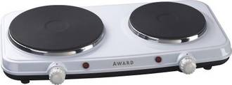 Portable Electric Double Hotplate (2250 watt)