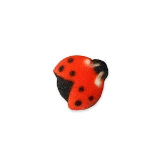 Ladybug Dec-on Sugar Decorations 19mm (Box of 176)