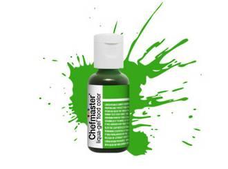 Chefmaster Liqua Gel Leaf Green .70oz Bottle - SOLD OUT