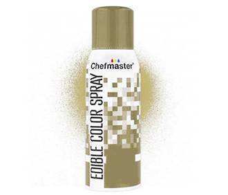 Chefmaster Edible Gold Spray - 1.5oz - SOLD OUT