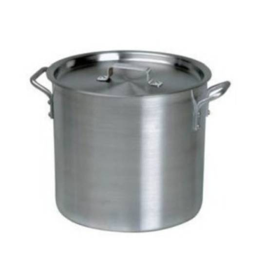 12 ltr Aluminium Stock Pot