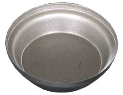 Palletized savory tins, 60 large shallow savory 72 x 20mm, Tray size 460 x 720mm