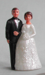 50mm Bride and Groom - SOLD OUT