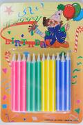Candle Bright Pencil 60mm (24)