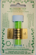 Sugarflair Edible Dusting Colour Spring Green - SOLD OUT