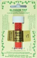 Sugarflair Edible Dusting Colour Poppy Red