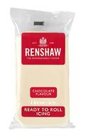Renshaw White Chocolate Flavoured Icing 250g (Box of 8)