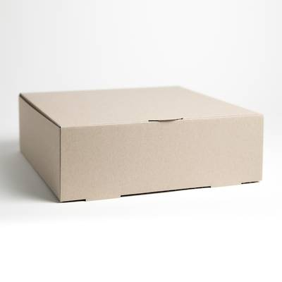 "Cake boxes, 17"" x 14.5"" x 4""  Accommodates  1/4 Slab Block Cake, Bundle of 10 - SOLD OUT"